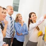 Appreciative inquiry group facilitation
